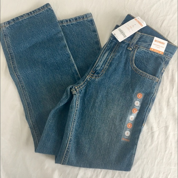 Gymboree NEW  26.95 TAG medium wash classic jeans NWT a0d185d6ed8